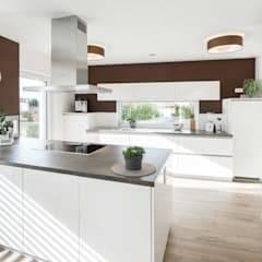 Geplante Küchen von HORNBACH: Küchentrend Modern Prima