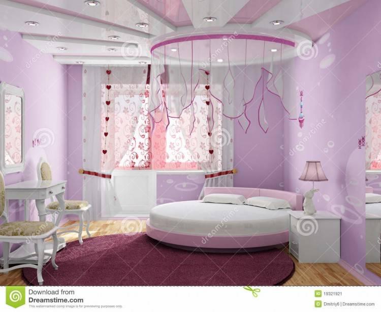 Elegante Rosa Mädchen Schlafzimmer Ideen Kleines Mädchen, Kleines Schlafzimmer Mädchen Zimmer Deko Ideen Für Dekor