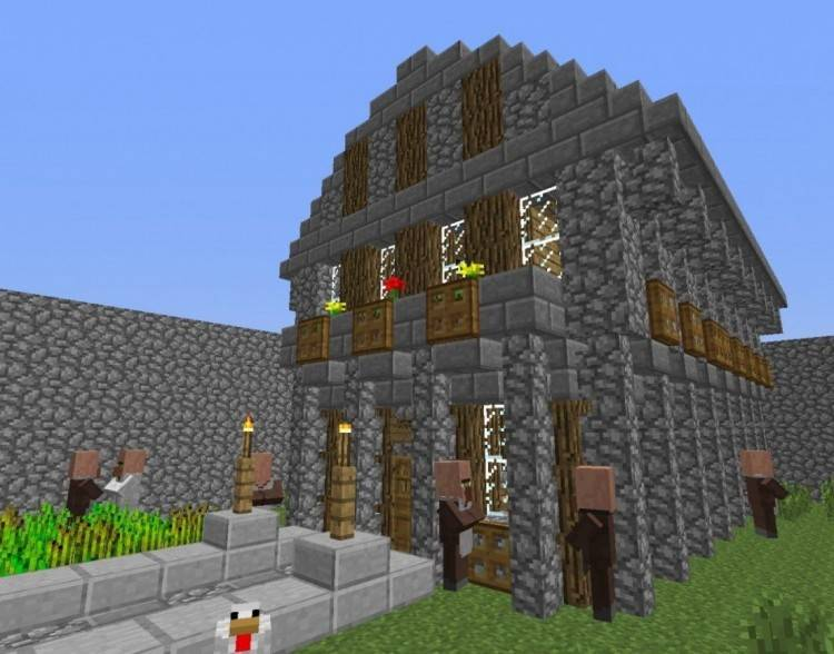 Gallery for Coole Minecraft Küche Ideen