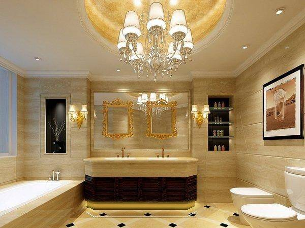 Luxus Badezimmer – 6 originelle Design Ideen im Detail