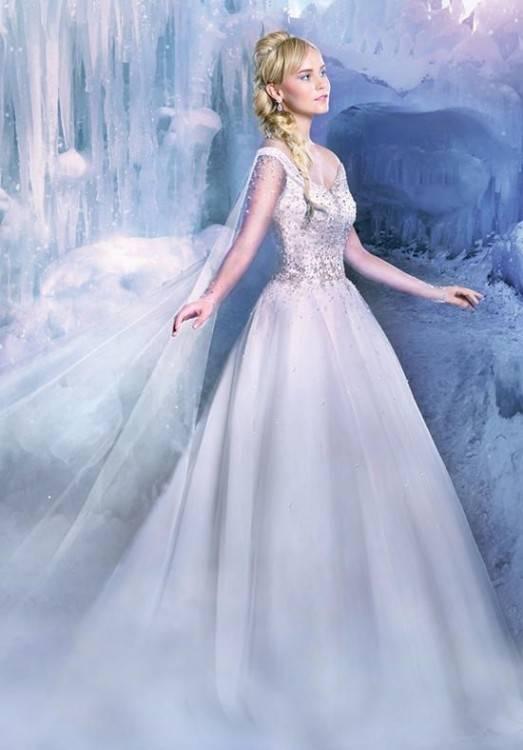 Brautkleid Disney