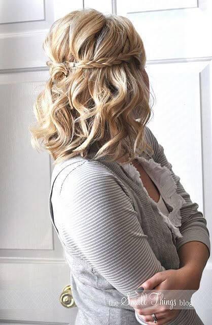 Was Sie über Frisur wissen Hochzeit Kurze Haare und Was Sie nicht wissen Frisur Hochzeit Kurze