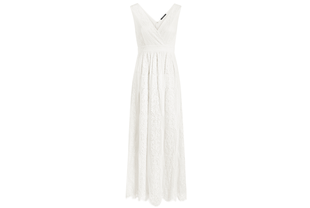Standesamtkleid/ Hochzeitskleid Esprit 40