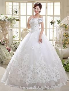 Brautkleid Hochzeitskleid Gr
