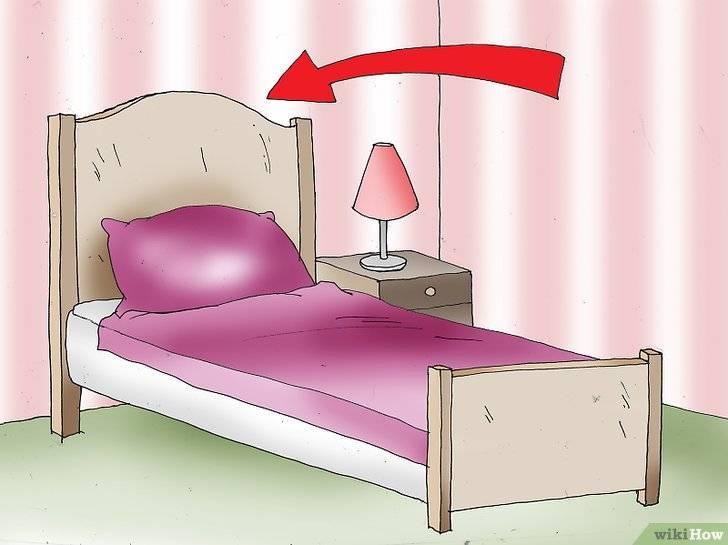 feng shui bett schlafzimmer positionierung modernise luxus himmelsrichtung