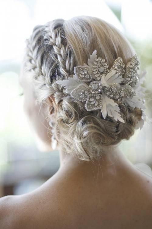 6 Gründe, warum Sie sich mit Braut Frisuren verlieben sollten Braut Frisuren