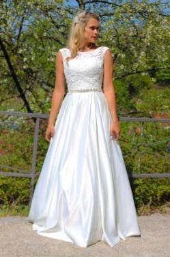 Tianshikeer Spitze Meerjungfrau Hochzeitskleid Elegant Lang Tüll  Brautkleider Herzausschnitt: Amazon