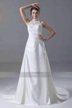Ein Traum aus Seide, dieses wunderschöne Hochzeitskleid