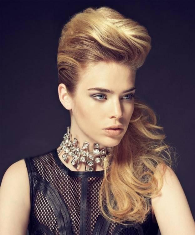 Beste Suche nach Frisur Lange Haare Abendkleid Ideen
