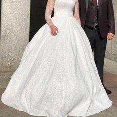 Das Brautkleid Valentina von küssdiebraut Das Brautkleid Chiara von küssdiebraut