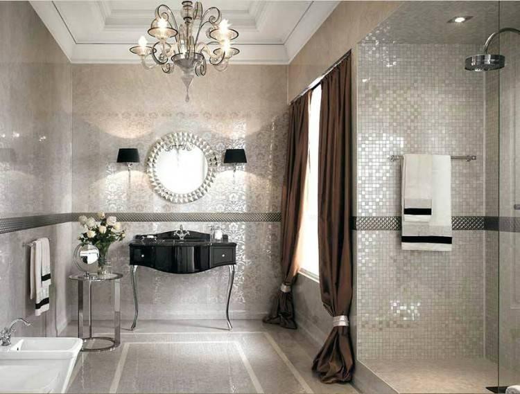 Badezimmer in beige modern gestalten – Tipps und Ideen