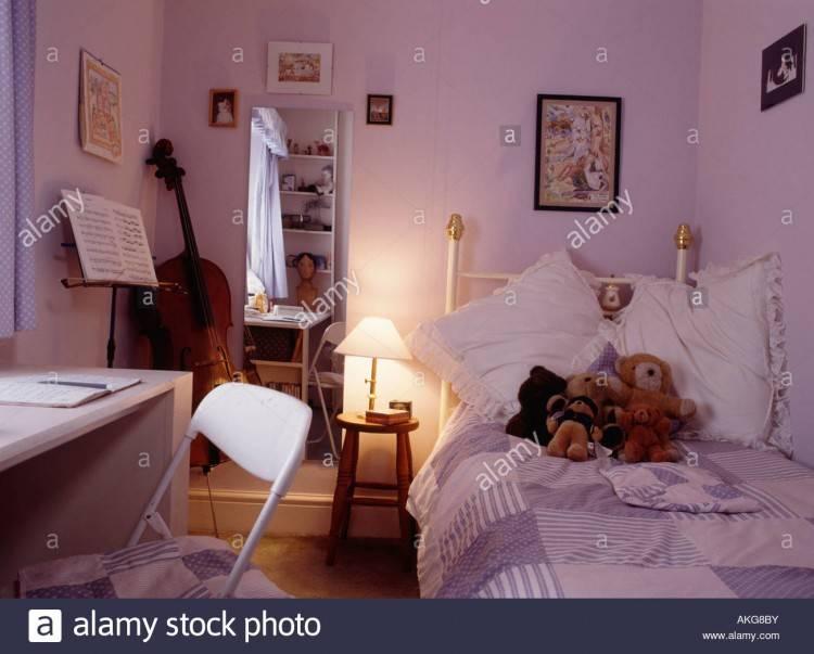 Lila Schlafzimmer gestalten – 28 Ideen für Interieur in Fliederfarbe