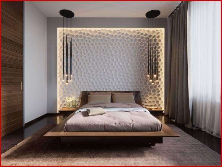 Dekorative Ideen für die Renovierung des Schlafzimmers