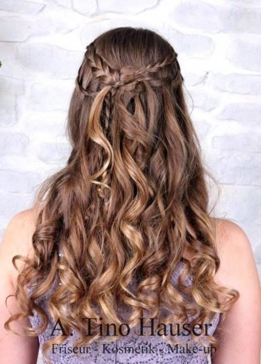 frisuren Lange Haare Offen Locken Of Frisurenlange