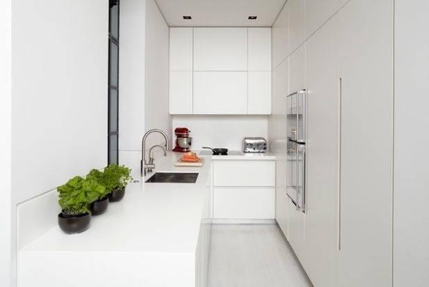 Küchenlösungen für kleine Küche – wie wird wenig Platz optimal genutzt #küche #deutschküche