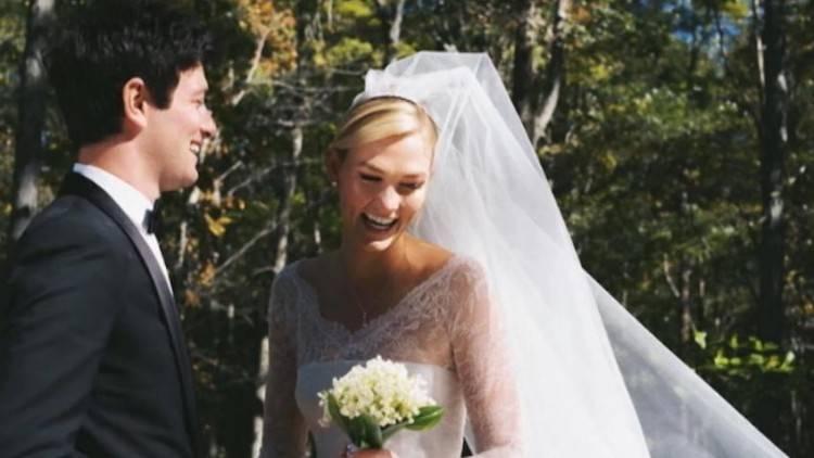 Vestido de novia Chiara Ferragni