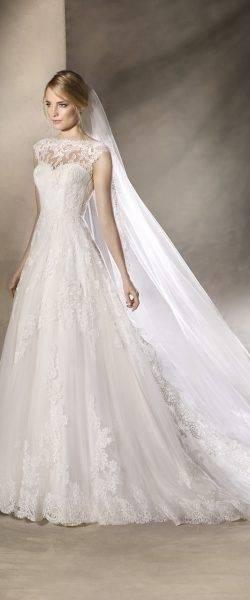 Brautkleid Standesamt: Klassisches Brautkleid