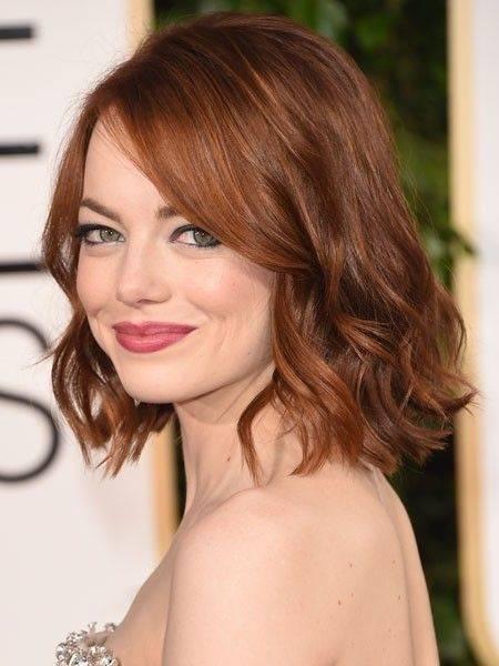 Frisuren für rundes Gesicht – Tipps und Inspirationen von den Stars   Haare