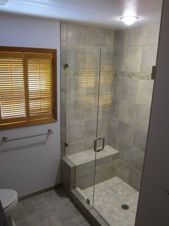 kleine badezimmer ideen mit begehbarer dusche classic nur
