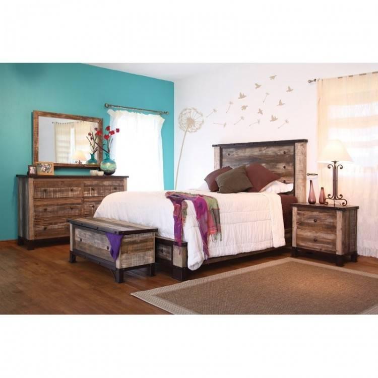 Leuchten Schlafzimmer Luxus california Home mit Ventilator und eigenem  Fenster