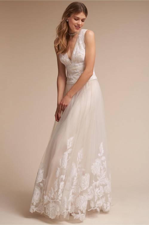 Ein Traum in Creme: Das Brautkleid von Prinzessin Eugenie