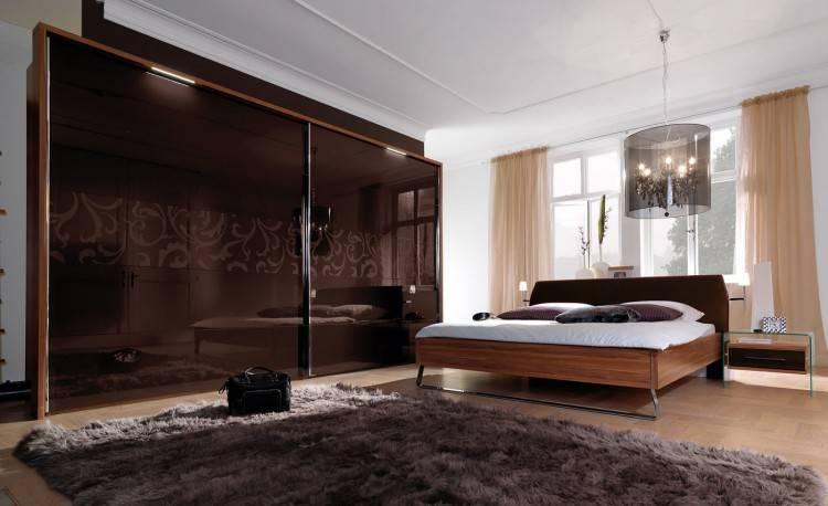 Schön Schlafzimmer Bilder Ideen Grau Wanddekoration