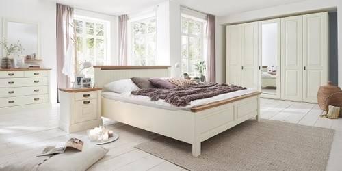 Komplettschlafzimmer Terrano aus Wildeichenholz