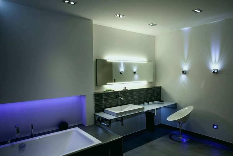 Licht Design Fa Inneneinrichtung Badezimmer Ba Romabel in Bezug auf Ideen bad licht ideen schan 17