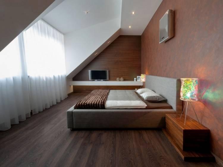 38 tolle und behagliche Schlafzimmer im Dachgeschoss – außergewöhnliche Ideen