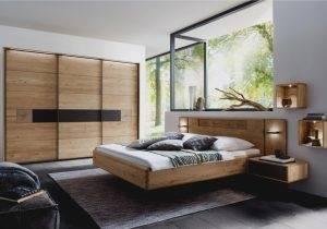 Wildeiche geölt Doppelbett – Bild 2