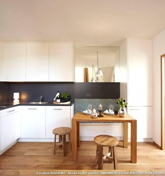 Kleine Küche mit Essplatz planen und gestalten – inspirierende Ideen