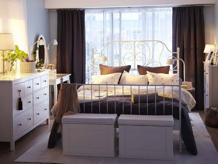 modern imposing ikea schlafzimmer moderne dekoration