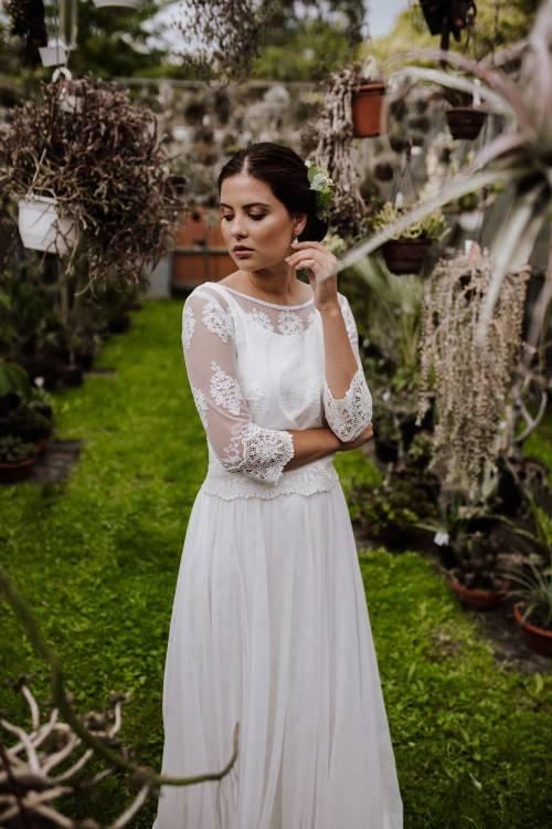 Waterlily Dress #bridalcouture #bridaldress #weddinggown #weddingdress #wedding #bride #modernbride #brautkleid #hochzeitskleid #brautmode #hochzeit #
