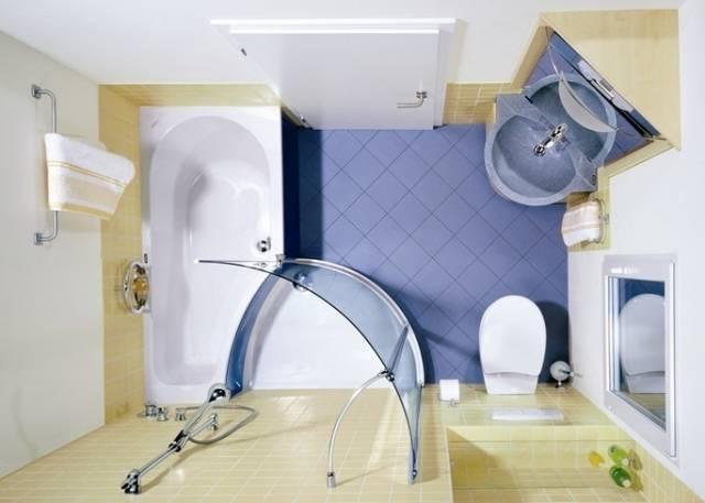 12 Ideen zur Badgestaltung kleiner Räume mit Fliesen von Mirage | Badezimmer