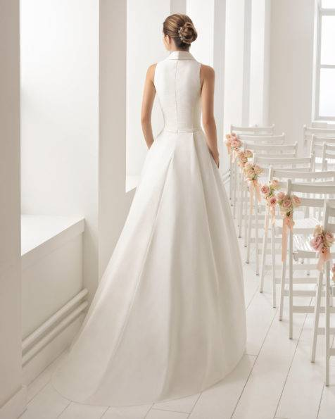 Hochzeitskleid TaschenGroße