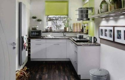 Kleine küche einrichten