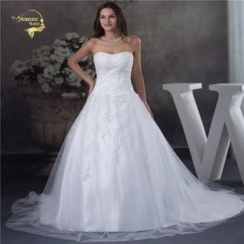 Brautkleid Hochzeitskleid ball Verlobung 4