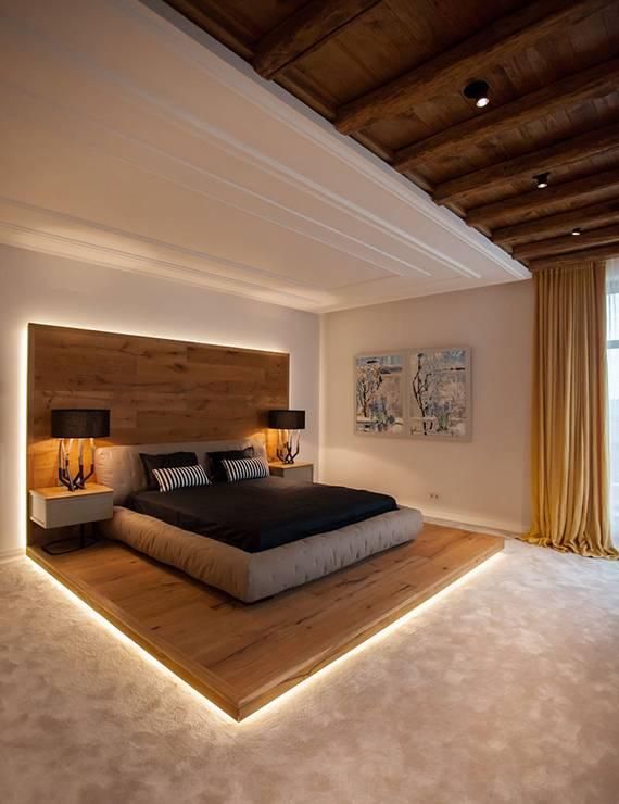 Schlafzimmer einrichten – 32 aktuelle Designer Inspirationen