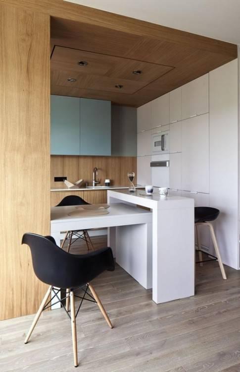 Einrichtungstipps für kleine Küche – 30 tolle Ideen und Bilder