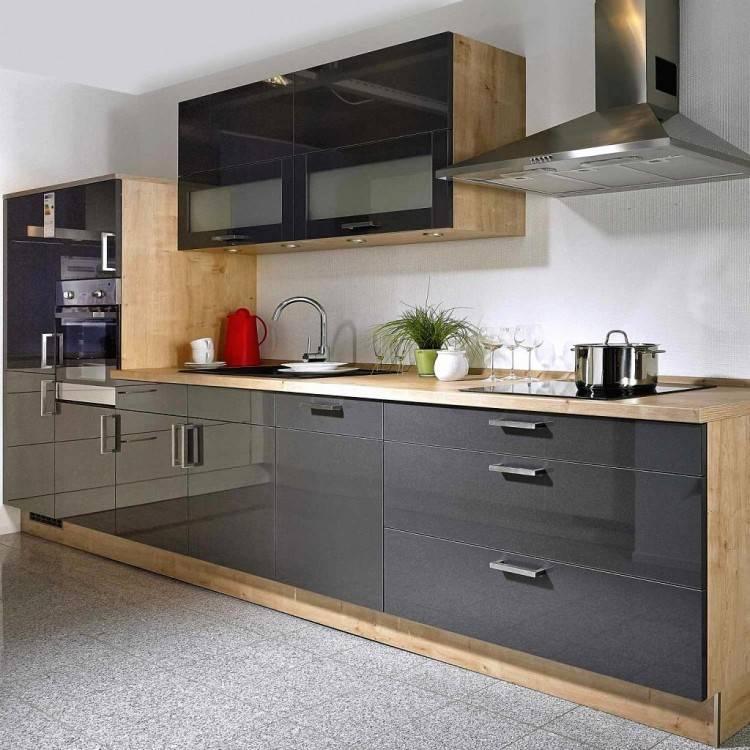 Wichtige Küchen Grundrisse – Entwürfe und Musterküchen