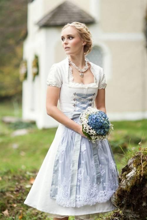 Hochzeitskleid Leinen