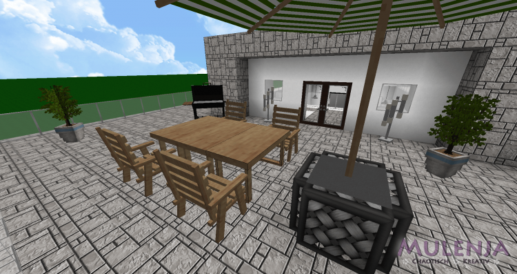 Das Erste Haus Teil 2 Der Innenausbau Und Die Dekoration Avec Ideen Für  Minecraft Et 3