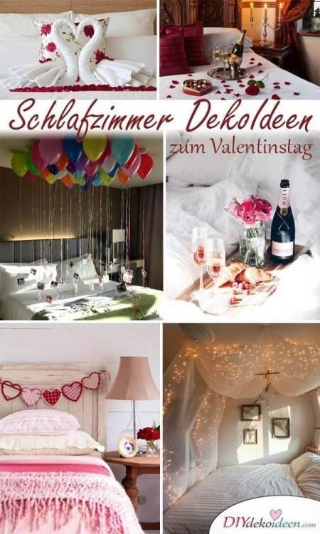 schlafzimmer deko holz bigschoolinfo diy dekoration ideen mabelideen grau  weiss 77 charmante zum valentinstag dekorieren bil