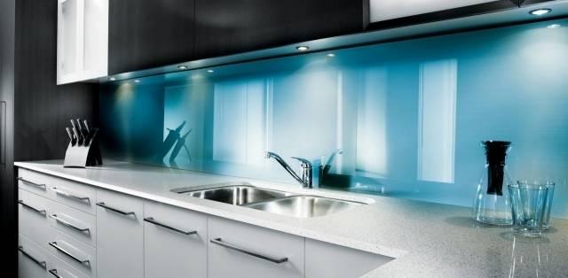 Amazing Küche Blau #7: 160 Neue Küchenideen: Blaue Und Grüne Farbe | Küche