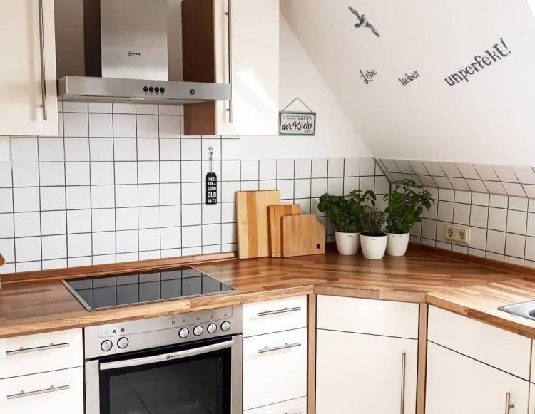 Individuelle Küchenbeleuchtung von Industrial