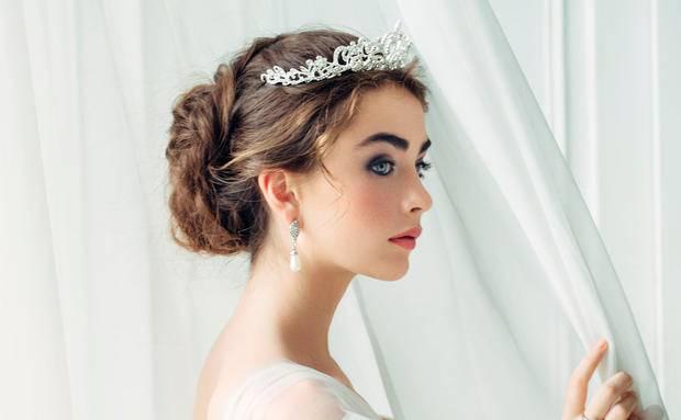 Brautkleider werden meistens lange vor dem große Tag gekauft