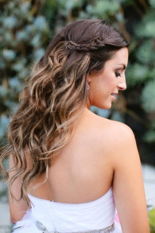 Frisur Hochzeit Lange Haare Dünnes Haar Die Besten Schnitte