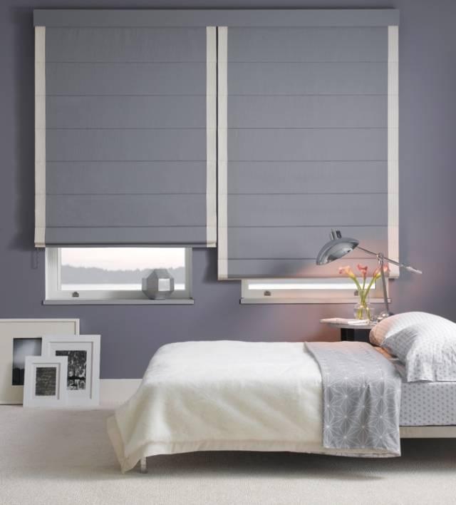Als Wohnaccessoires können Rollos im gesamten Wohnbereich eingesetzt werden  – seien es Wohnzimmer, Schlafzimmer, Küche, Bad, Kinderzimmer oder Räume  mit
