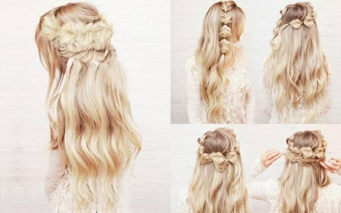 frisuren lange haare flechten trends fa 1 4 r frisuren kurze haare flechten