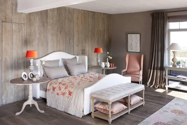 Nett Schlafzimmer Im Landhausstil Milieuaufnahme Helsinkimalta Wa W  1200